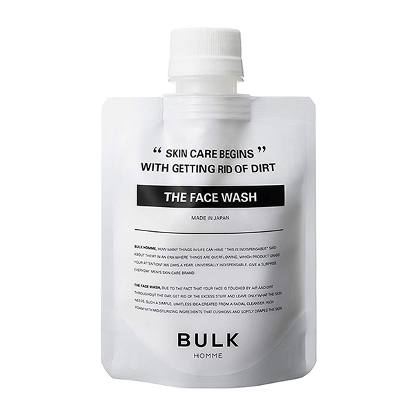 バルクオム(BULK HOMME)THE FACE WASH